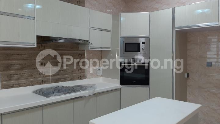 4 bedroom Semi Detached Duplex House for rent Chevron Lekki Lagos - 28
