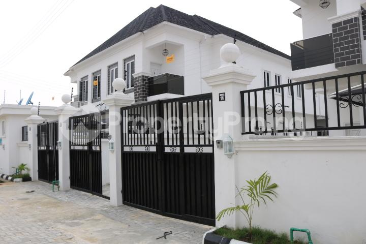 4 bedroom Semi Detached Duplex House for sale Chevron Estate chevron Lekki Lagos - 3