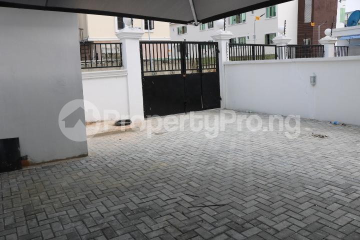 4 bedroom Semi Detached Duplex House for sale Chevron Estate chevron Lekki Lagos - 7