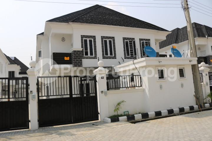 4 bedroom Semi Detached Duplex House for sale Chevron Estate chevron Lekki Lagos - 2