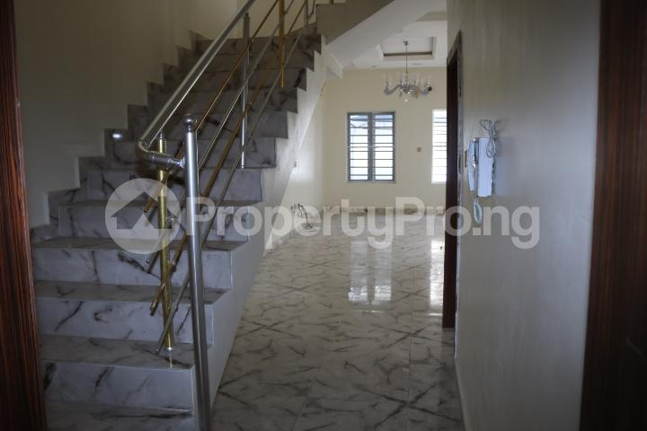 4 bedroom Semi Detached Duplex House for sale Chevron Estate chevron Lekki Lagos - 67