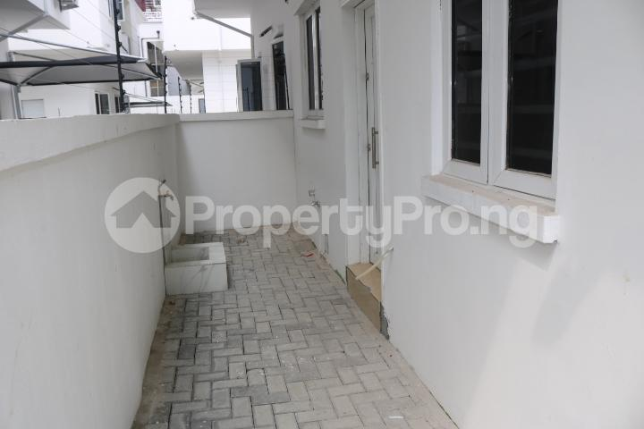 4 bedroom Semi Detached Duplex House for sale Chevron Estate chevron Lekki Lagos - 66