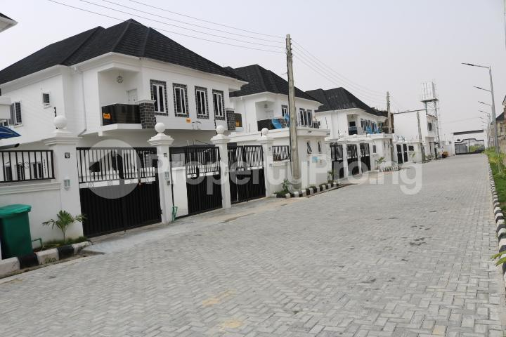 4 bedroom Semi Detached Duplex House for sale Chevron Estate chevron Lekki Lagos - 1