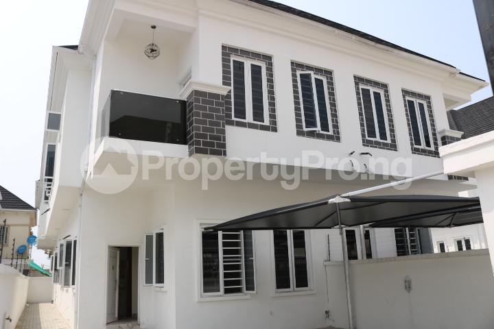 4 bedroom Semi Detached Duplex House for sale Chevron Estate chevron Lekki Lagos - 4