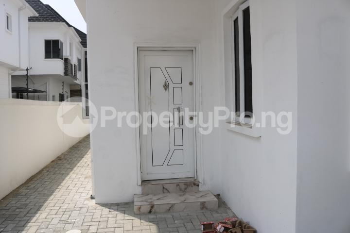 4 bedroom Semi Detached Duplex House for sale Chevron Estate chevron Lekki Lagos - 8