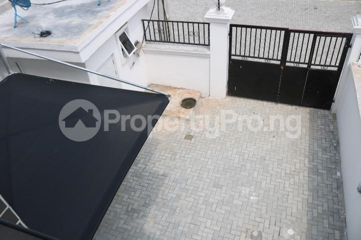 4 bedroom Semi Detached Duplex House for sale Chevron Estate chevron Lekki Lagos - 48