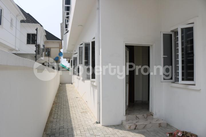 4 bedroom Semi Detached Duplex House for sale Chevron Estate chevron Lekki Lagos - 9