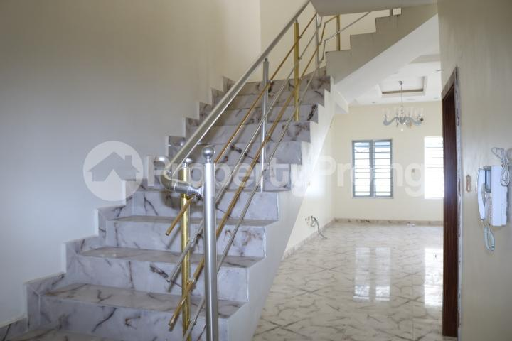 4 bedroom Semi Detached Duplex House for sale Chevron Estate chevron Lekki Lagos - 34