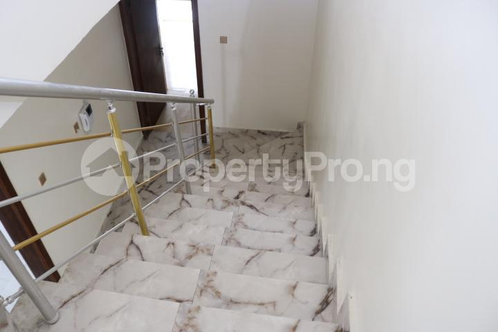 4 bedroom Semi Detached Duplex House for sale Chevron Estate chevron Lekki Lagos - 35