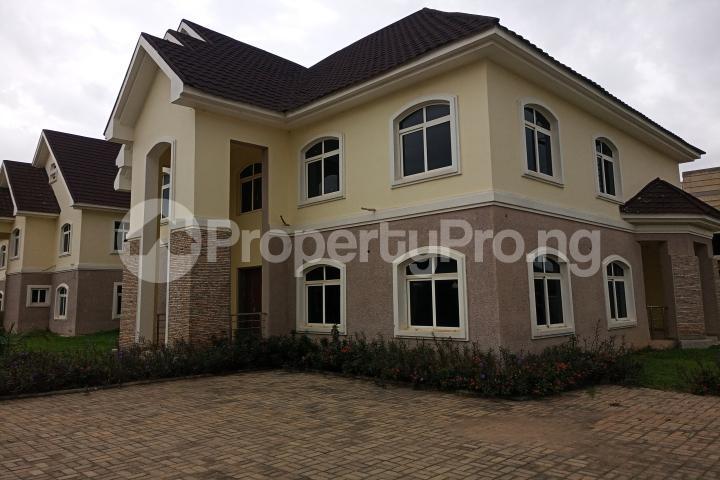 5 bedroom Semi Detached Duplex House for sale Guzape District Guzape Abuja - 12