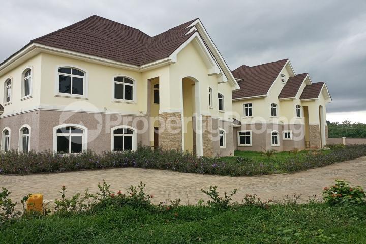5 bedroom Semi Detached Duplex House for sale Guzape District Guzape Abuja - 0