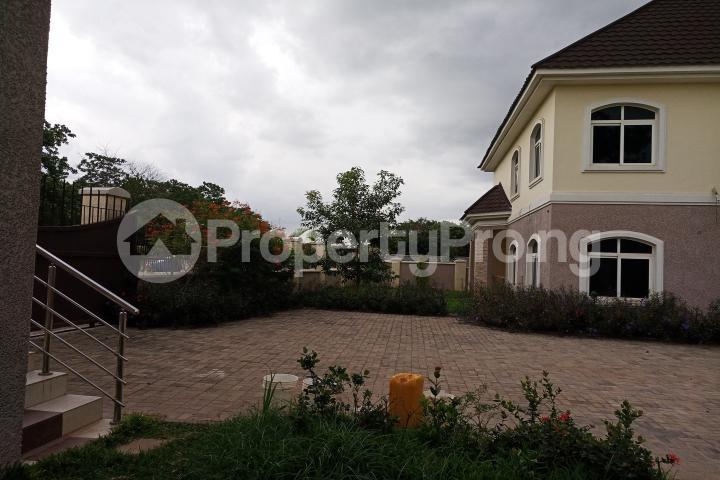 5 bedroom Semi Detached Duplex House for sale Guzape District Guzape Abuja - 7