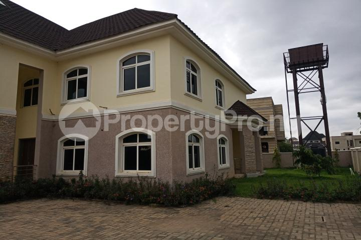 5 bedroom Semi Detached Duplex House for sale Guzape District Guzape Abuja - 10