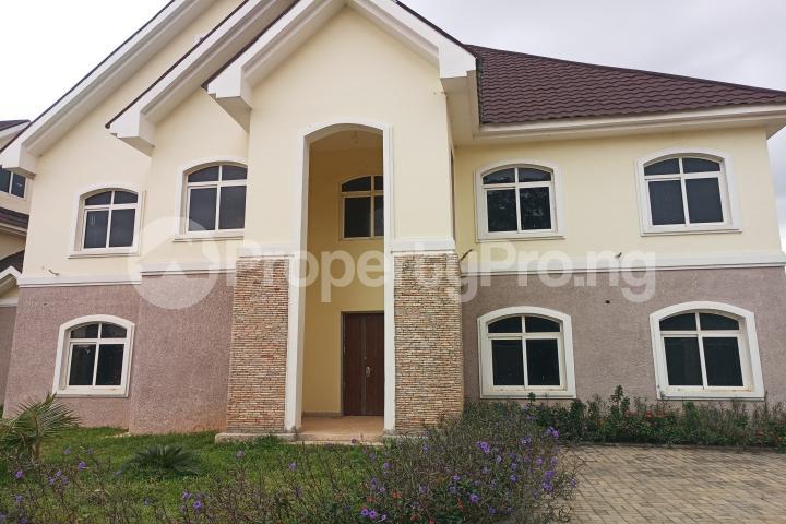 5 bedroom Semi Detached Duplex House for sale Guzape District Guzape Abuja - 1