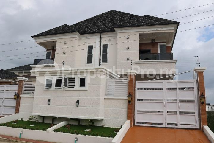 4 bedroom Semi Detached Duplex House for sale Oral Estate Lekki Lagos - 55