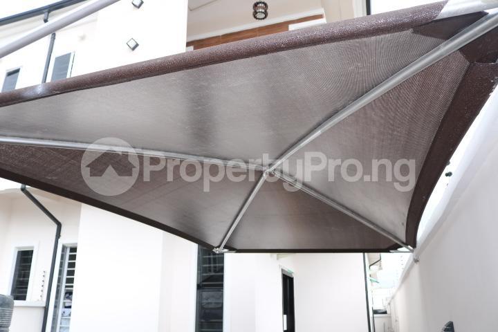 4 bedroom Semi Detached Duplex House for sale Oral Estate Lekki Lagos - 58