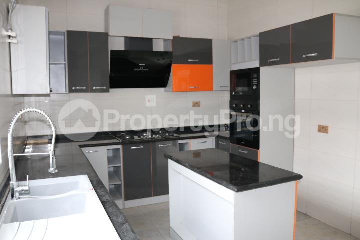 4 bedroom Semi Detached Duplex House for sale Oral Estate Lekki Lagos - 78