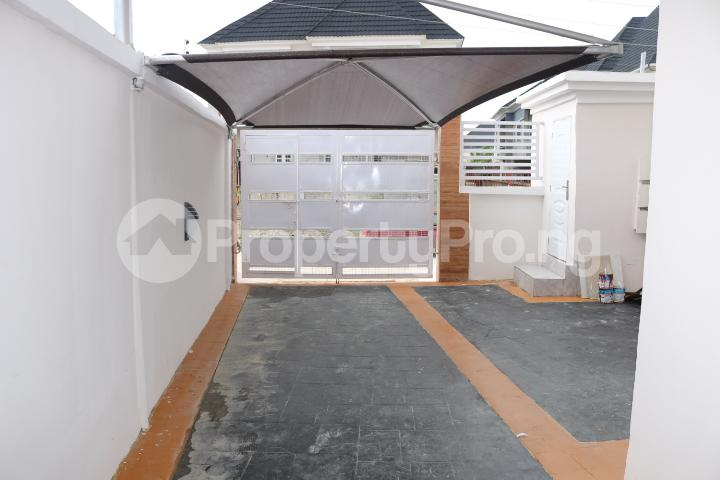 4 bedroom Semi Detached Duplex House for sale Oral Estate Lekki Lagos - 60
