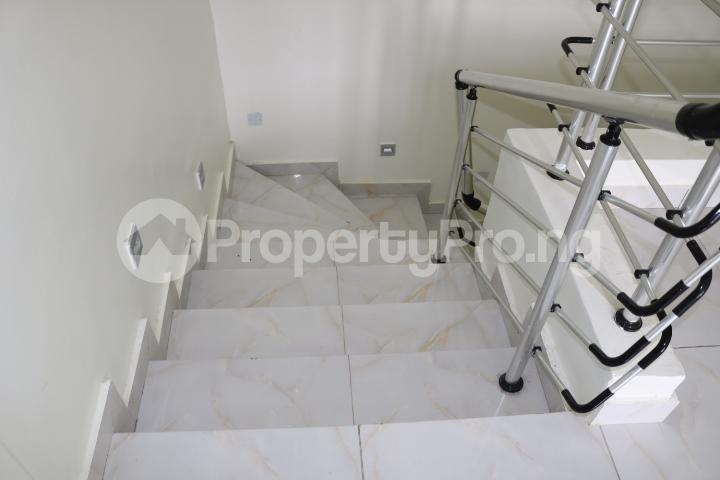 4 bedroom Semi Detached Duplex House for sale Oral Estate Lekki Lagos - 110