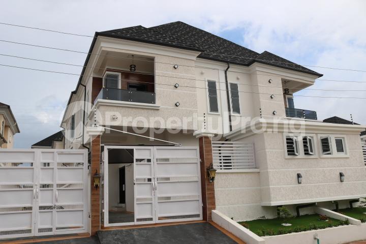 4 bedroom Semi Detached Duplex House for sale Oral Estate Lekki Lagos - 53