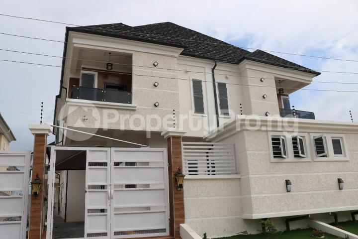 4 bedroom Semi Detached Duplex House for sale Oral Estate Lekki Lagos - 111