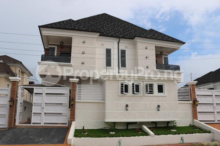 4 bedroom Semi Detached Duplex House for sale Oral Estate Lekki Lagos - 54
