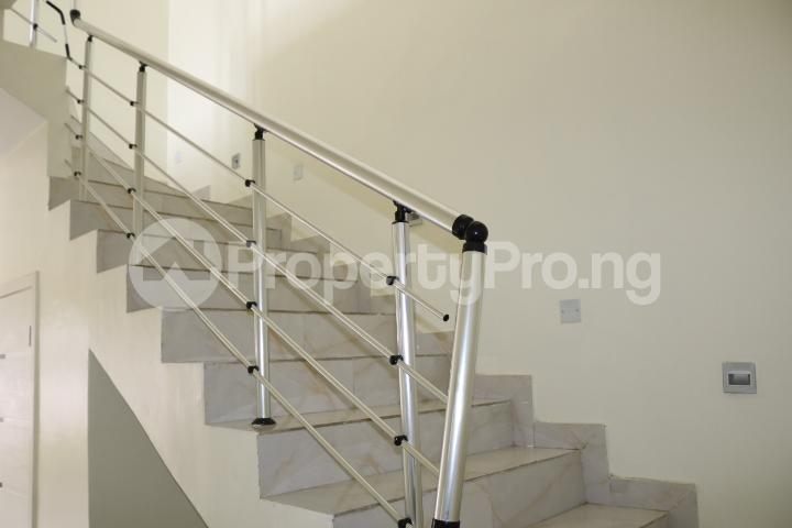 4 bedroom Semi Detached Duplex House for sale Oral Estate Lekki Lagos - 90
