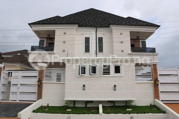 4 bedroom Semi Detached Duplex House for sale Oral Estate Lekki Lagos - 56