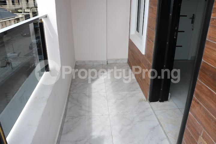 4 bedroom Semi Detached Duplex House for sale Oral Estate Lekki Lagos - 101