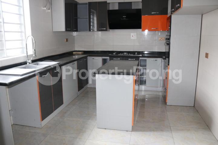 4 bedroom Semi Detached Duplex House for sale Oral Estate Lekki Lagos - 73