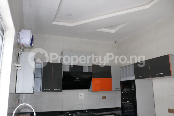 4 bedroom Semi Detached Duplex House for sale Oral Estate Lekki Lagos - 77
