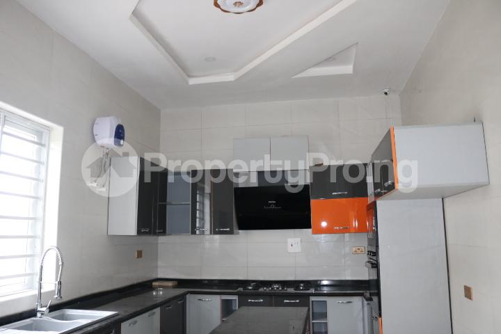 4 bedroom Semi Detached Duplex House for sale Oral Estate Lekki Lagos - 74