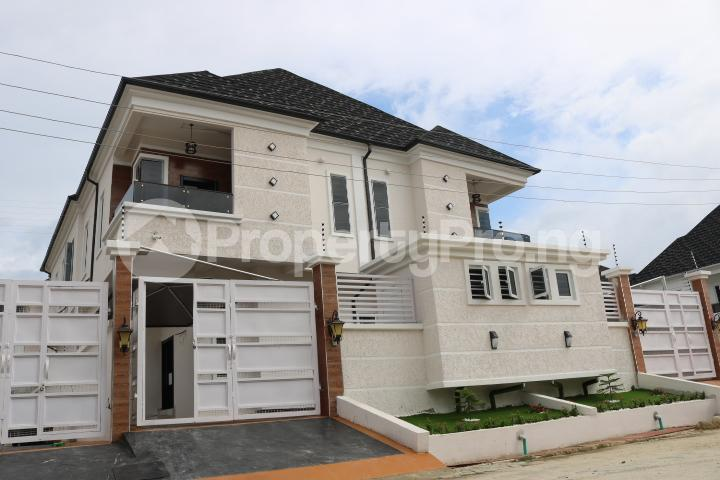 4 bedroom Semi Detached Duplex House for sale Oral Estate Lekki Lagos - 52