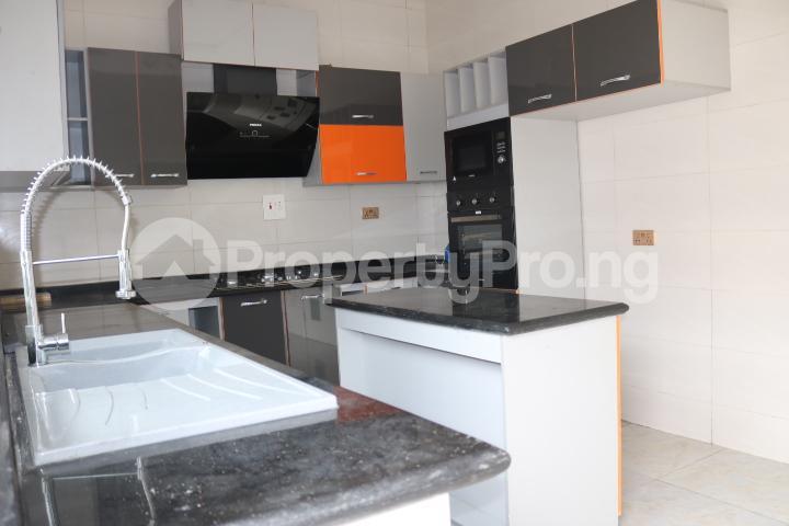 4 bedroom Semi Detached Duplex House for sale Oral Estate Lekki Lagos - 79
