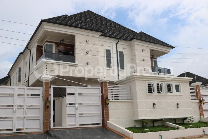4 bedroom Semi Detached Duplex House for sale Oral Estate Lekki Lagos - 51