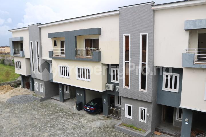 4 bedroom Terraced Duplex House for rent Ocean Bay Estate Lekki Lagos - 0