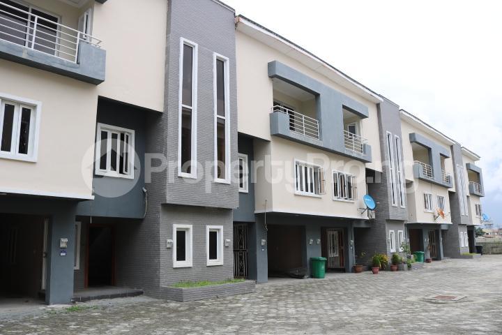4 bedroom Terraced Duplex House for rent Ocean Bay Estate Lekki Lagos - 1