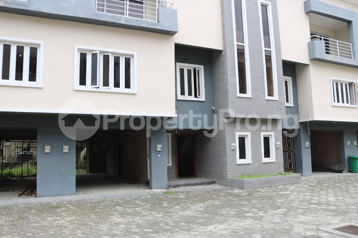 4 bedroom Terraced Duplex House for rent Ocean Bay Estate Lekki Lagos - 5