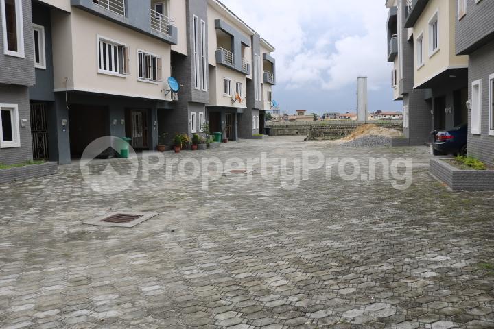 4 bedroom Terraced Duplex House for rent Ocean Bay Estate Lekki Lagos - 4