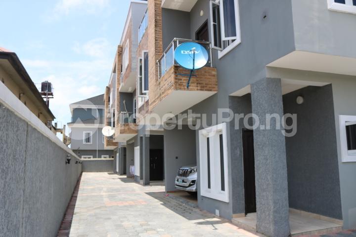 4 bedroom Detached Duplex House for sale Ikate Elegushi Lekki Lagos - 1