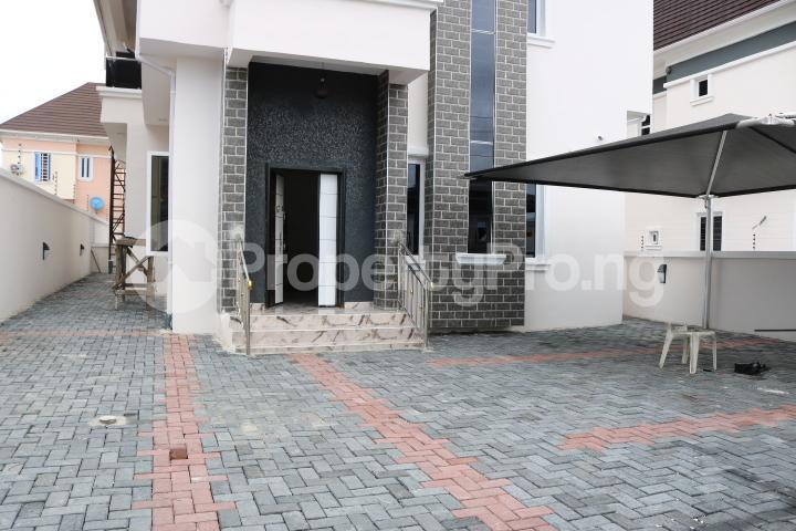 4 bedroom Detached Duplex House for sale Thomas Estate Ajah Lagos - 5