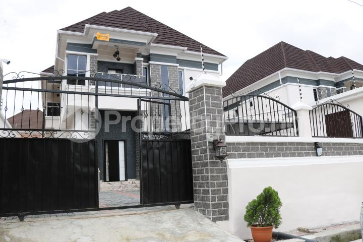 4 bedroom Detached Duplex House for sale Thomas Estate Ajah Lagos - 3
