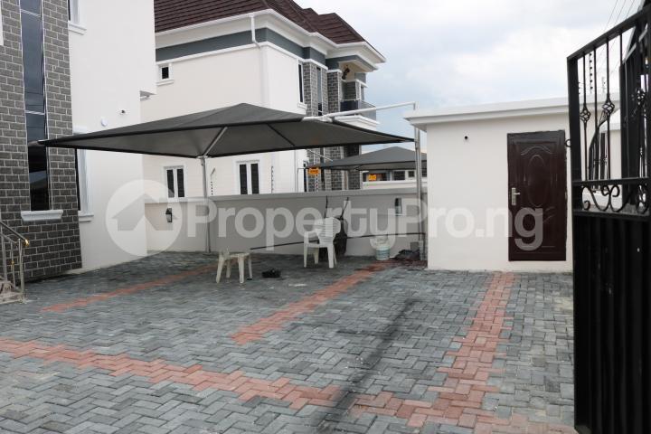 4 bedroom Detached Duplex House for sale Thomas Estate Ajah Lagos - 8