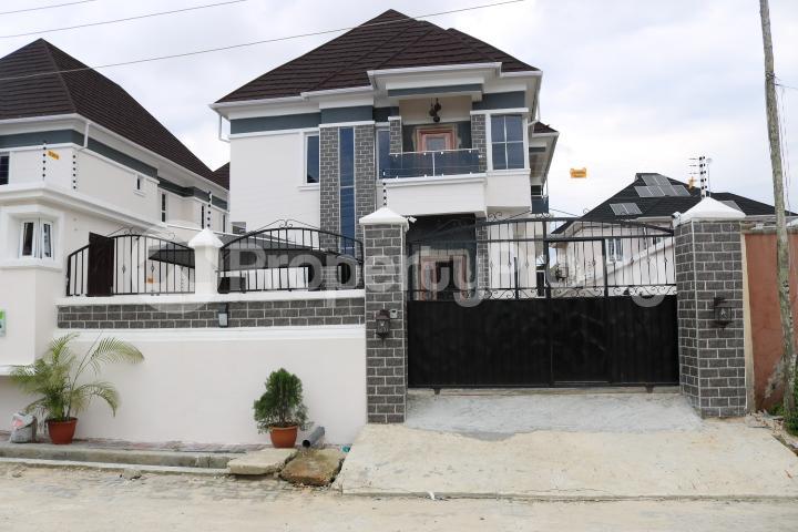 4 bedroom Detached Duplex House for sale Thomas Estate Ajah Lagos - 1