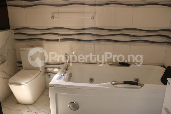 4 bedroom Semi Detached Duplex House for rent Chevy View Estate chevron Lekki Lagos - 69