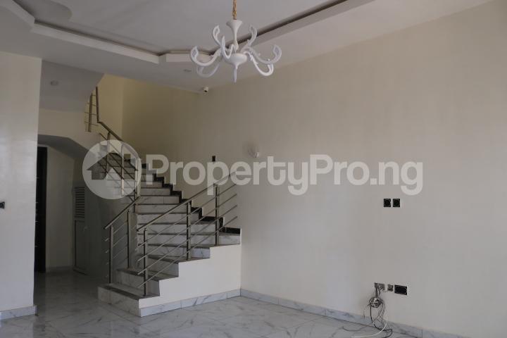 4 bedroom Semi Detached Duplex House for rent Chevy View Estate chevron Lekki Lagos - 16