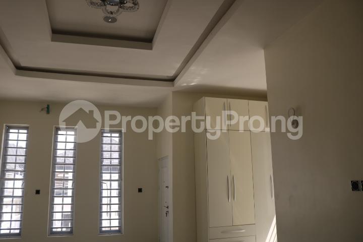 4 bedroom Semi Detached Duplex House for rent Chevy View Estate chevron Lekki Lagos - 55