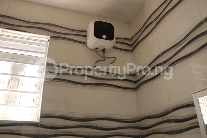 4 bedroom Semi Detached Duplex House for rent Chevy View Estate chevron Lekki Lagos - 68