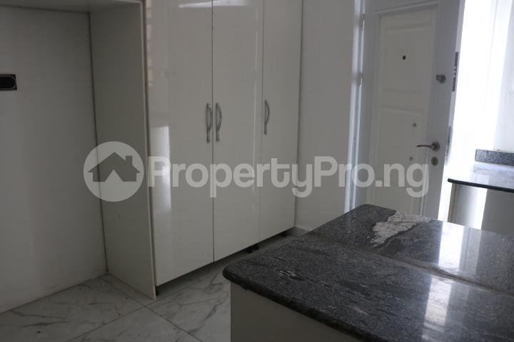 4 bedroom Semi Detached Duplex House for rent Chevy View Estate chevron Lekki Lagos - 46