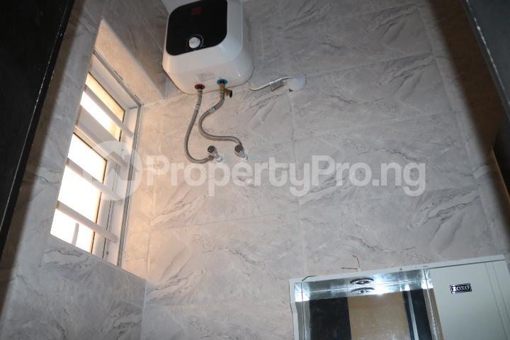 4 bedroom Semi Detached Duplex House for rent Chevy View Estate chevron Lekki Lagos - 35